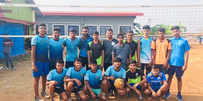 Inter Class Volleyball Tournament