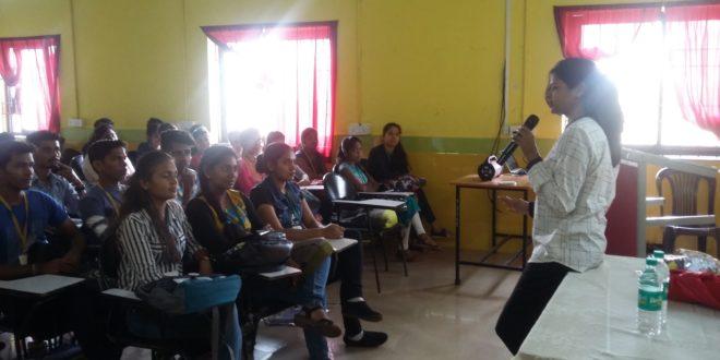 Workshop on 'Communication & Soft Skills'